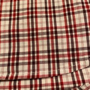 Express Shirts - Express fitted plaId long sleeve shirt size S/P
